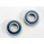 Ball bearing, blue shield 6x12x4mm (2)