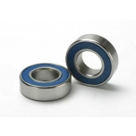 Ball bearing with blue seal 8x16x5mm