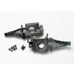 Bulkhead / diff retainer, rear