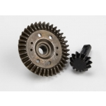 Traxxas Front Ring gear, differential/ pinion gear, differential