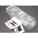 Traxxas E-Revo body (Clear), decal sheet