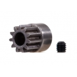 Gear, 11-T pinion (0.8 metric pitch, compatible with 32-pitch) (fits 5mm shaft)