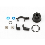 Differential carrier/fork/linkage arms/gaskets/bushings