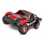 Traxxas Slash 2WD Brushed SCT RTR 1/10 2.4GHz (12V-charger+battery), Red/Black