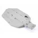 Chassis, Slash 2WD, Grey