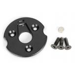 Traxxas Telemetry trigger magnet holders, spur gear/ magnet