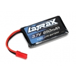LaTrax Alias battery LiPo 650mAh 3.7V 1S 20C