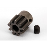 Traxxas 9-T pinion (32-p) (steel)/ set screw
