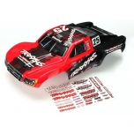 Traxxas Slash 4x4 body, painetd with decals, Mark Jenkins