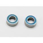 Traxxas ball bearing, blue shields 4x8x3 (2)