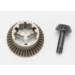 Diff spur gear & Pinion 1:16