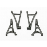 Suspension arms front
