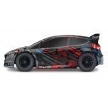 Traxxas Ford Fiesta ST Rally (ilma aku ja laadijata)