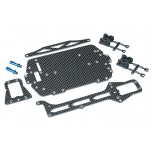 LaTrax Rally Carbon Fiber Conversion Kit