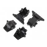 Diff housing & bulkhead set F/R SST, Teton