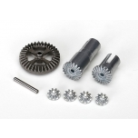 Metal diff gear set for LaTrax cars