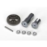 Metallist difri hammasrataste komplekt LaTrax automudelitele