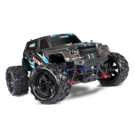 LaTrax TETON 4WD 1/18 Monstertruck RTR, sinine/must