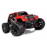 LaTrax TETON 4WD 1/18 Monstertruck RTR, punane