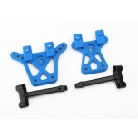 Shock towers & brace F/R Teton, SST