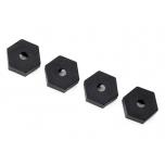 Wheel hubs, hex (4)