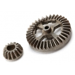 Diff bevel gears (pinion+spurr) metal