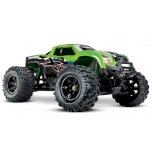 Traxxas X-Maxx 8S RTR, GreenX painted body (w/o battery & Charger)