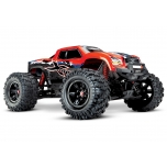 Traxxas X-Maxx 8S RTR, RedX painted body (w/o battery & Charger)