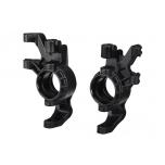 Steering blocks, left & right, (for 5182A ball bearing), X-Maxx