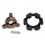 Cush drive key/ pin/ elastomer damper (X-Maxx)
