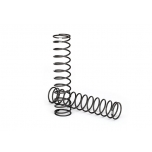 Springs, shock (natural finish) (GTX) (0.824 rate) (2)