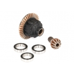 Differential, rear, complete (fits X-Maxx® 8s)