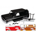 Body Ford Bronco Black (painted with accessories)