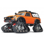 Traxxas TRX-4 TRAXX, Orange, w/o battery and charger