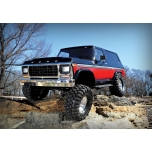 TRAXXAS TRX-4 1979er Ford Bronco Red/Black 1/10 Crawler 2.4GHz (w/o battery&charger)