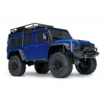 TRAXXAS TRX-4 Land Rover Defender RTR, Metallic Blue w/o Battery&Charger