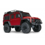 TRAXXAS TRX-4 Land Rover Crawler (Red)