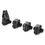 Axle mount set (complete) (front & rear) TRX-4