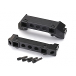Bumper mounts, front & rear/ screw pins (4) TRX-4