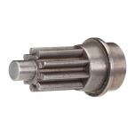 Portal drive input gear, rear