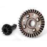 Ring gear, differential/ pinion gear, differential TRX-4