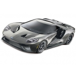 Traxxas Ford GT - 4Tec 2.0, Brushed motor, w/o battery and charger
