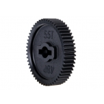 Spur gear, 55-tooth