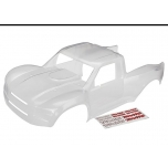 Traxxas Ultimate Desert Racer Body (clear, trimmed, requires painting)/ decal sheet