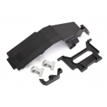 Battery door/ battery strap/ retainers (2)/ latch