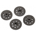 Wheel hubs, hex (disc brake rotors) (4)