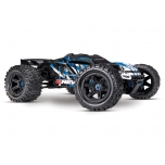 TRAXXAS E-Revo 2.0 Brushless RTR 4x4 2.4GHz (w/o battery & charger), Blue