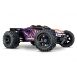 TRAXXAS E-Revo 2.0 Brushless RTR 4x4 2.4GHz (w/o battery & charger), Purple