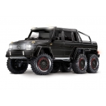TRAXXAS Mercedes-Benz G63 AMG 6x6 RTR w/o battery/charger, Black