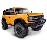 Traxxas TRX-4 2021 Ford Bronco 1/10 RTR, Orange